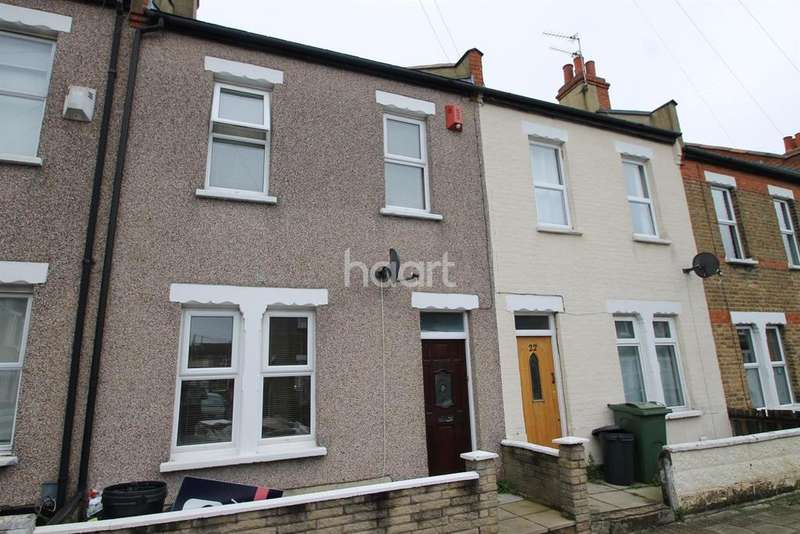 2 Bedrooms Terraced House for sale in Kimberley Road, Beckenham, BR3