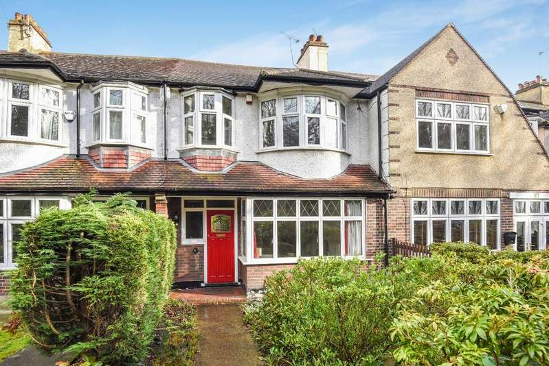 4 Bedrooms Terraced House for sale in Monks Orchard Road Beckenham BR3
