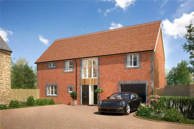 4 Bedrooms Detached House for sale in Alchester Park Phase 2, 3 Flavian Close, Bicester, Oxfordshire, OX26