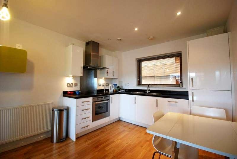 1 Bedroom Flat for sale in Spa Road Bermondsey SE16