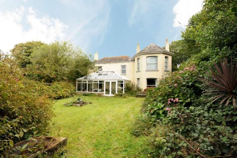 8 Bedrooms Detached House for sale in Talland Bay, South Cornwall Coast