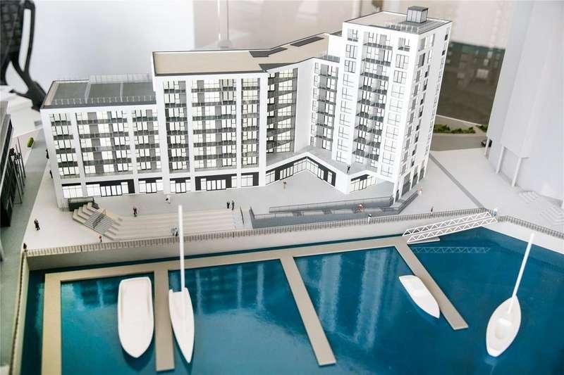 2 Bedrooms Flat for sale in 403 Alexandra Wharf, 1 Maritime Walk, Ocean Vil, Southampton, SO14