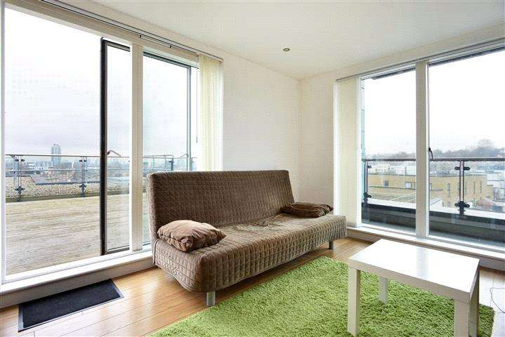 1 Bedroom Flat for sale in Baquba Building, Conington Road, London, SE13