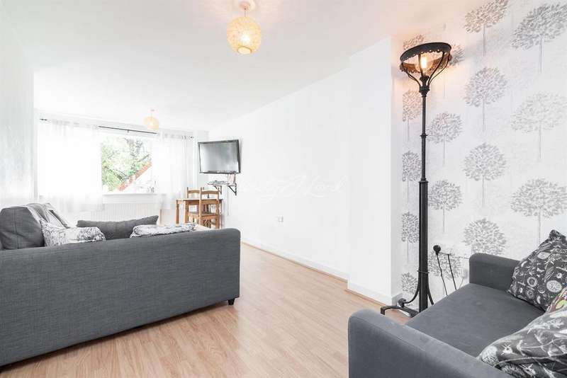 2 Bedrooms Flat for sale in Babik Court, Hackney, E8