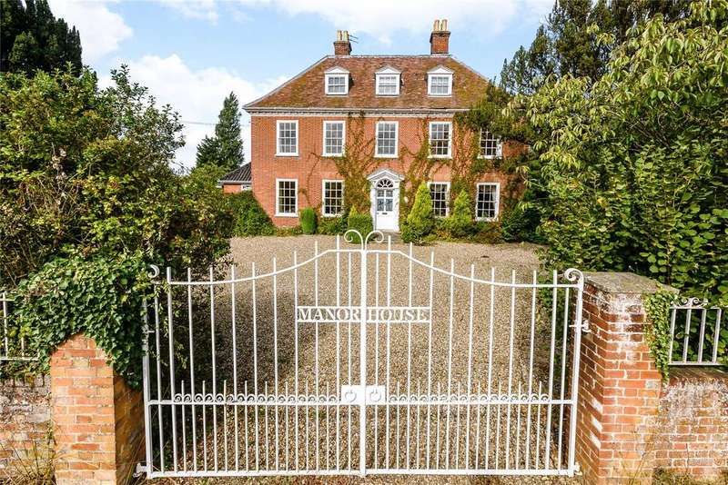 6 Bedrooms Unique Property for sale in Ipswich Road, Dickleburgh, Diss, Norfolk, IP21