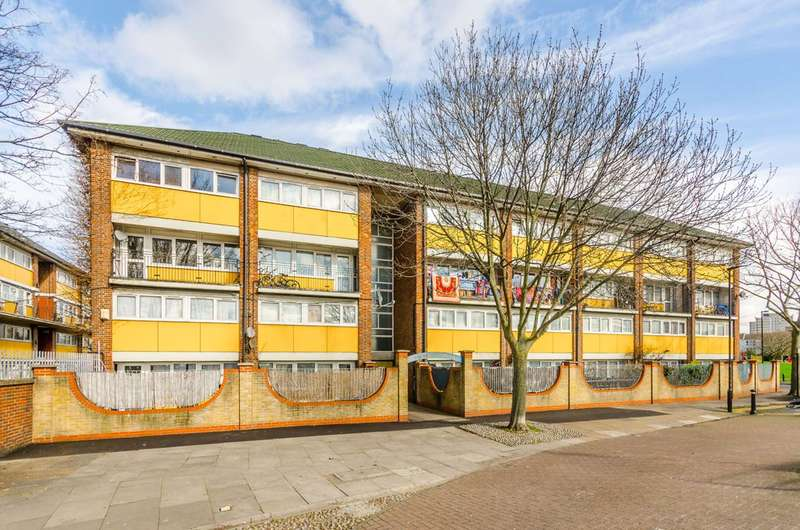 3 Bedrooms Maisonette Flat for sale in Greenwood Road, Plaistow, E13
