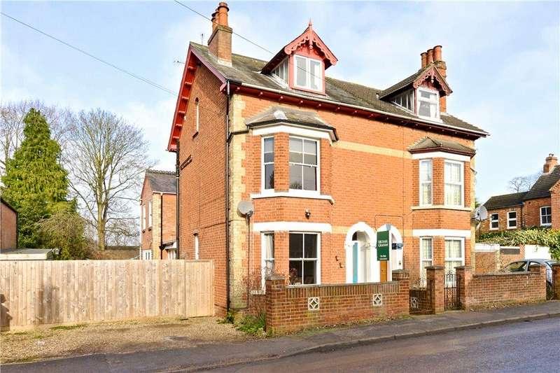 4 Bedrooms Unique Property for sale in Theydon Avenue, Woburn Sands, Milton Keynes, Buckinghamshire