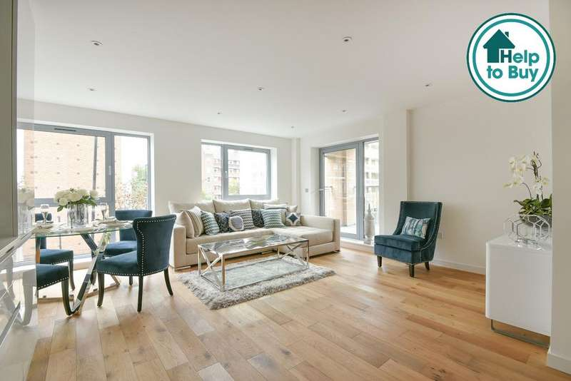 2 Bedrooms Flat for sale in Flaxman Road Camberwell SE5
