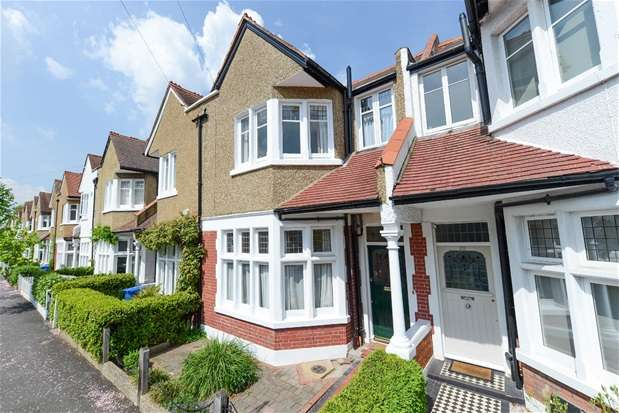 4 Bedrooms Terraced House for sale in Pickwick Road, Dulwich Village