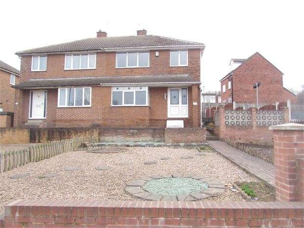 3 Bedrooms Semi Detached House for sale in Buckingham Road, Conisbrough, Conisbrough, DN12 3DG
