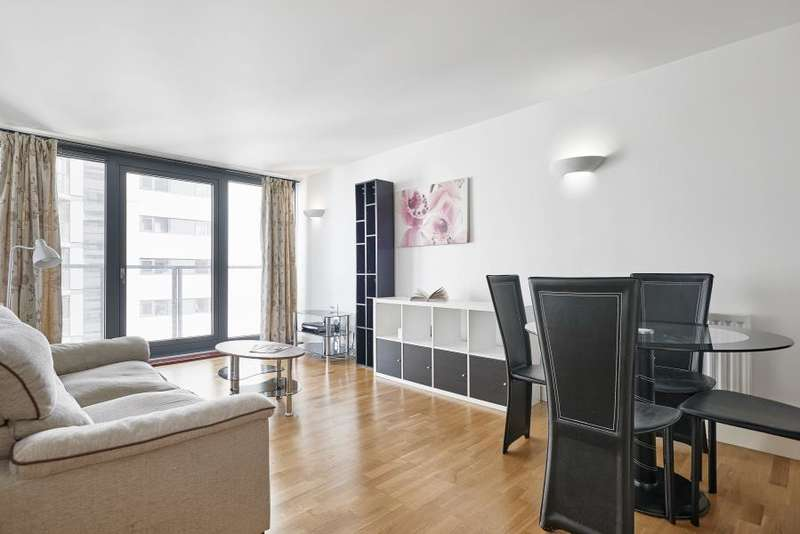 1 Bedroom Apartment Flat for sale in Proton Tower, Canary Wharf, E14