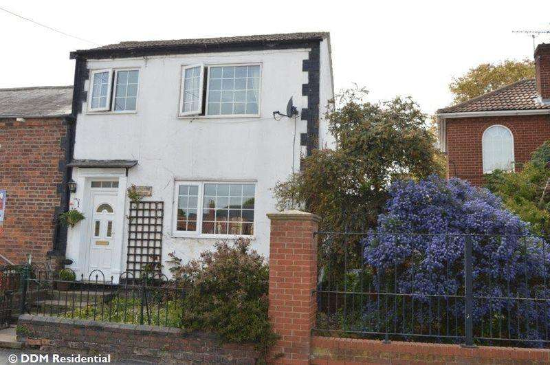 2 Bedrooms Cottage House for sale in Chapel Street, Goxhill