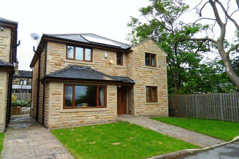 4 Bedrooms Detached House for sale in 24 Savile Royd Villas, Halifax