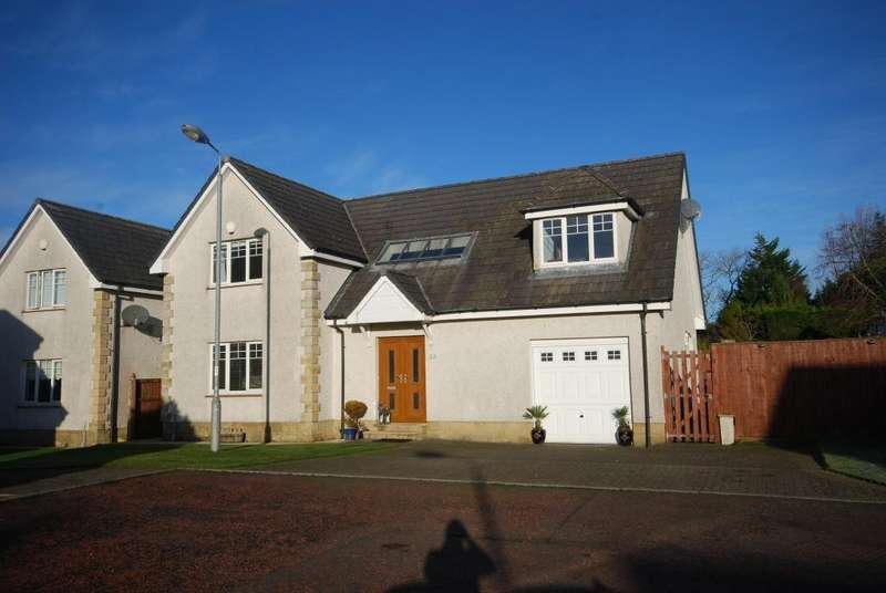 4 Bedrooms Detached Villa House for sale in 9 Knockland Hill, Kilmaurs, KA3 2LS