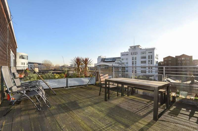 2 Bedrooms Maisonette Flat for sale in Futura House, 168 Grange Road, SE1