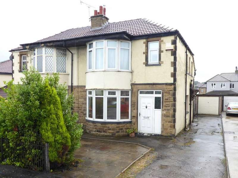 3 Bedrooms Semi Detached House for sale in Bradford Road, Pudsey