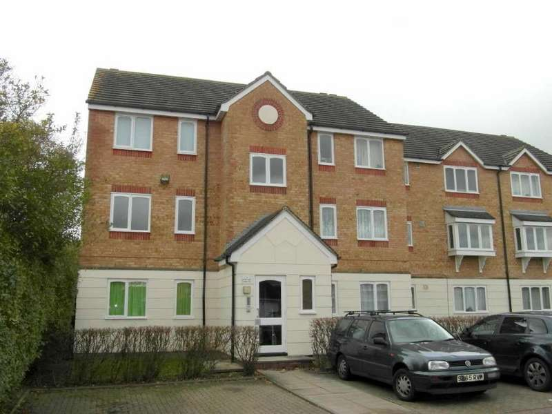 1 Bedroom Flat for sale in Scammell Way, Watford