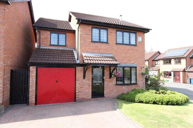 4 Bedrooms Detached House for sale in Belgrave Road, Belgrave, B77 2LS