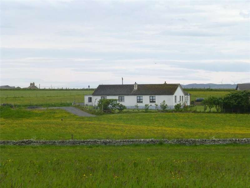 4 Bedrooms Bungalow for sale in March Road, Wick, Caithness, KW1