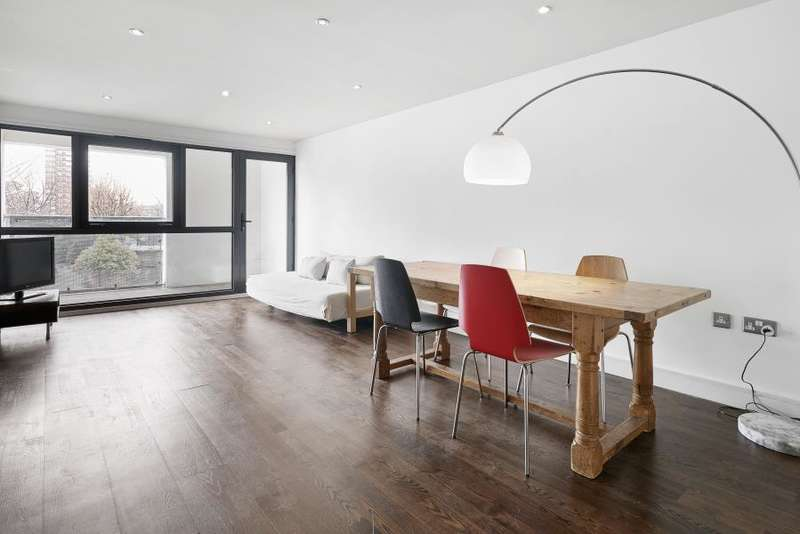 2 Bedrooms Flat for sale in Liberty House, Ensign Street, E1