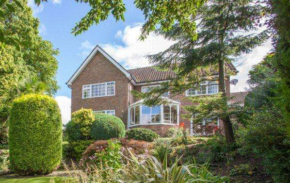 4 Bedrooms Detached House for sale in Surtees Road, Redworth, County Durham, DL5