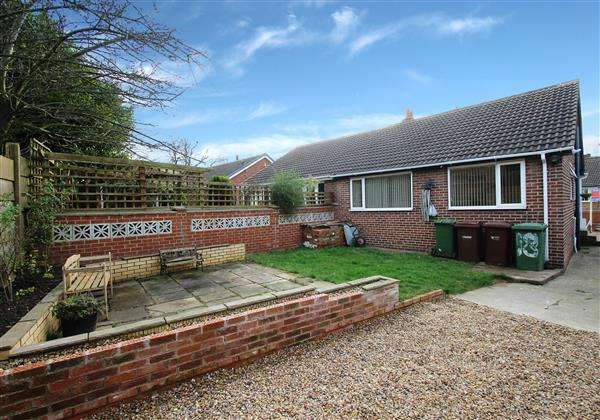 2 Bedrooms Bungalow for sale in Park Avenue, South Kirkby