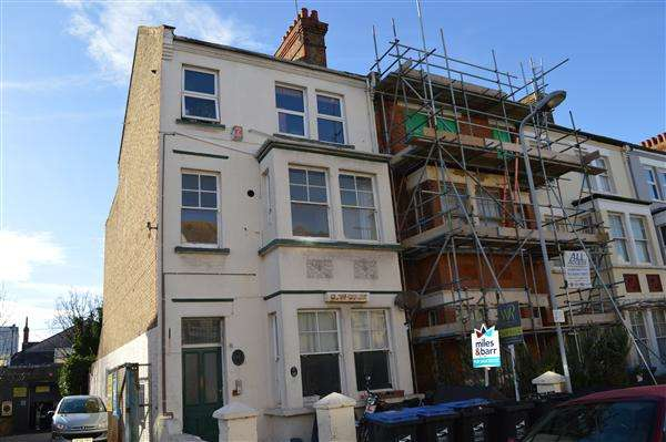 1 Bedroom Apartment Flat for sale in Norfolk Road, Margate