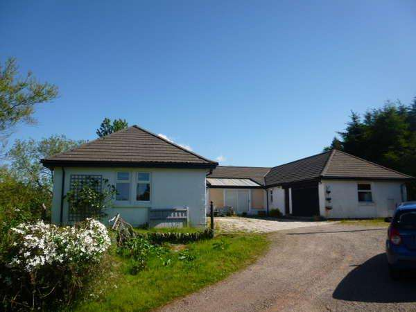 4 Bedrooms Detached Bungalow for sale in The Newlands, Kilfinan, Tighnabruaich, PA21 2EP