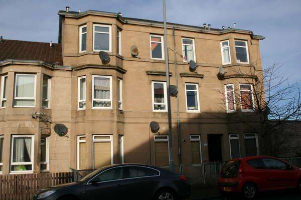2 Bedrooms Flat for sale in 1/2, 163 Old Shettleston Road, Shettleston, Glasgow, G32 7EY