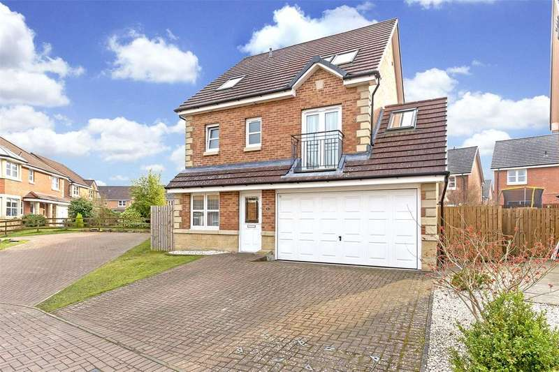 5 Bedrooms Detached House for sale in 6 Lagavulin Place, Perth, PH1