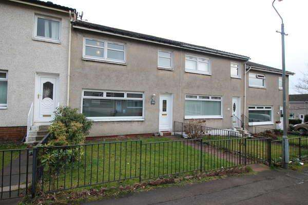 3 Bedrooms Terraced House for sale in 27 Duisdale Road, Glasgow, G32 8EH