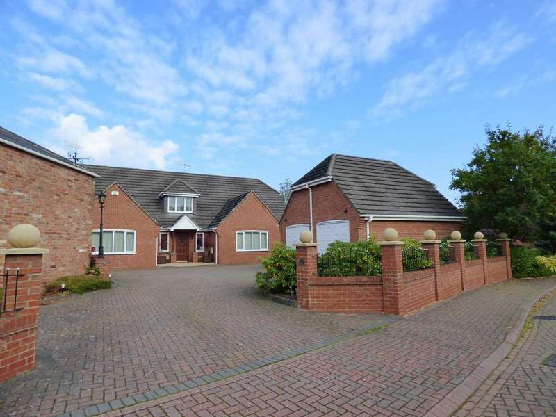 5 Bedrooms Detached House for sale in Westbourne Gardens, Spalding
