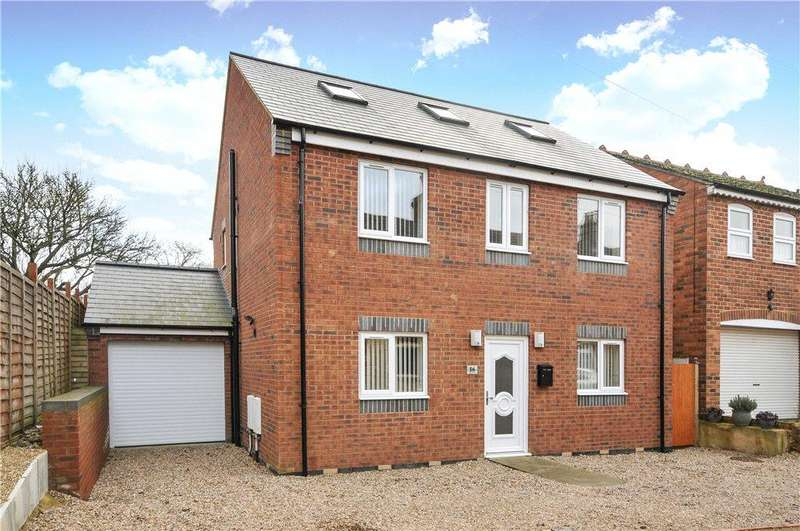 4 Bedrooms Detached House for sale in Bull Close, Bozeat, Northamptonshire