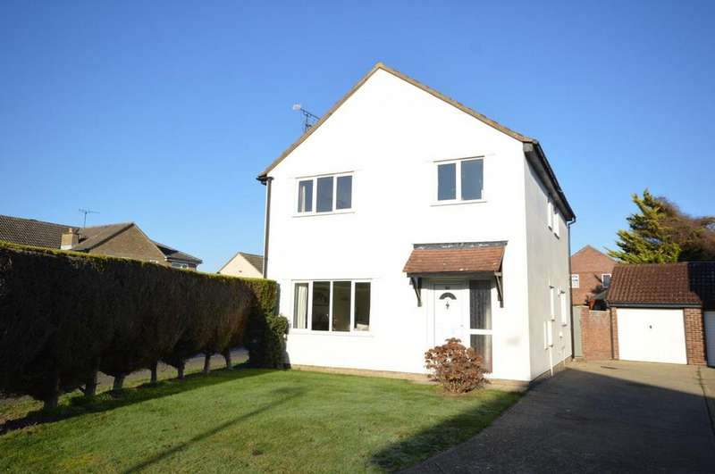 4 Bedrooms Detached House for sale in Lawling Avenue, Heybridge, Maldon, Essex, CM9