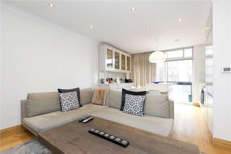 3 Bedrooms Apartment Flat for sale in Fitzhardinge House, Portman Square, London, W1H