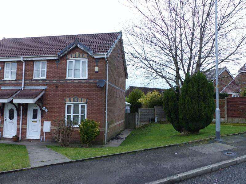 3 Bedrooms Semi Detached House for sale in Hodge Clough Road, Moorside