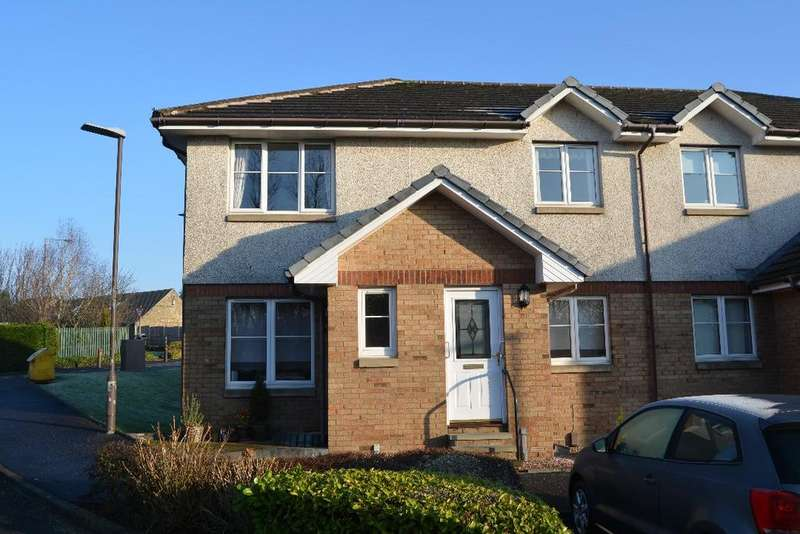 2 Bedrooms Flat for sale in Avonbank Gardens, Dunipace, Falkirk, FK6 6LH
