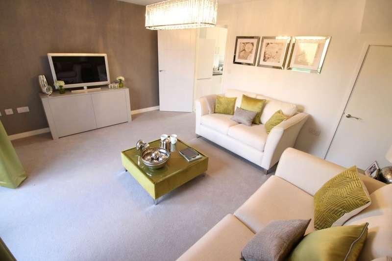 2 Bedrooms Semi Detached House for sale in Bucknall Grange Eaves Lane, Bucknall, Stoke-On-Trent, ST2