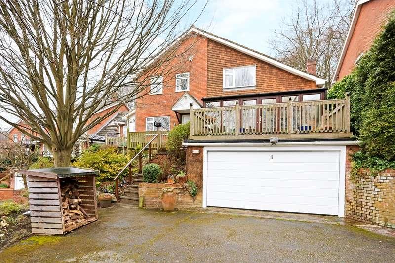 4 Bedrooms Detached House for sale in Hillside Road, Penn, Buckinghamshire, HP10