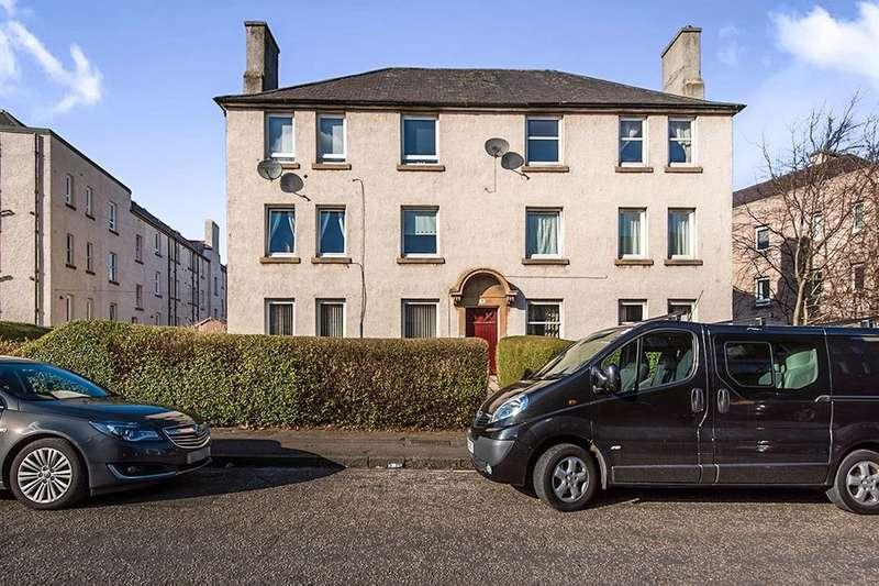 2 Bedrooms Flat for sale in Restalrig Drive, Edinburgh, EH7