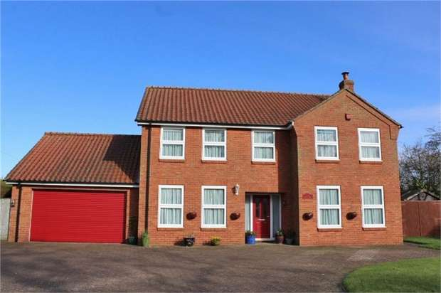 4 Bedrooms Detached House for sale in Market Rasen Road, Holton-le-Moor, Market Rasen, Lincolnshire