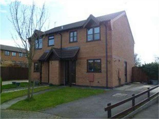3 Bedrooms Semi Detached House for sale in Broughton Astley, Leicester