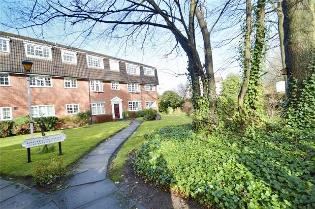 2 Bedrooms Flat for sale in Hawthorn Lodge, Davenport, Stockport, Cheshire