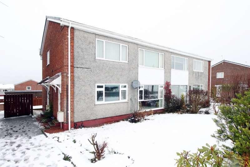 2 Bedrooms Flat for sale in Cockburn Crescent, Balerno, Edinburgh, EH14 7HU