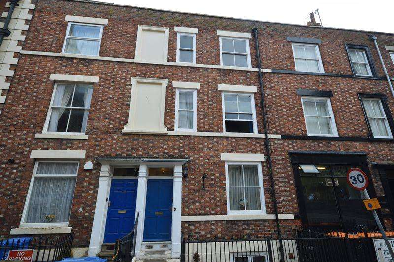 2 Bedrooms Maisonette Flat for sale in 40 Baxtergate, Whitby