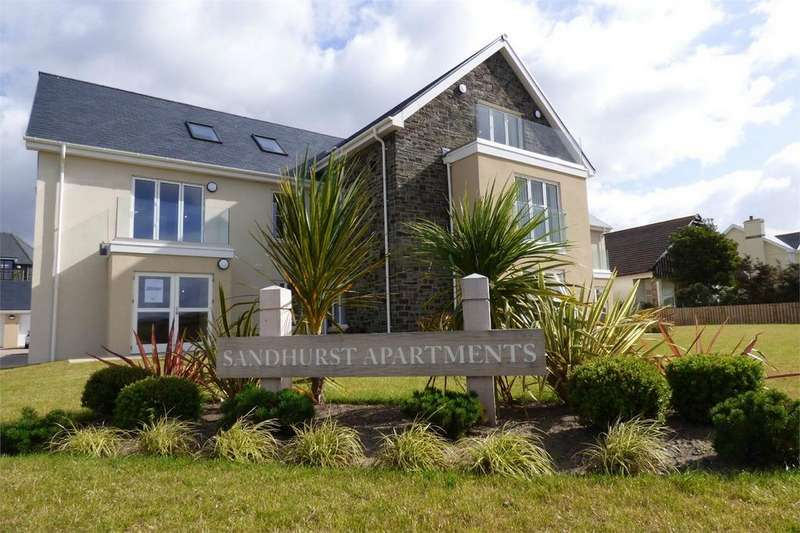 2 Bedrooms Flat for sale in Apartment Two, Sandhurst, The Harbour, Burry Port, Carmarthenshire