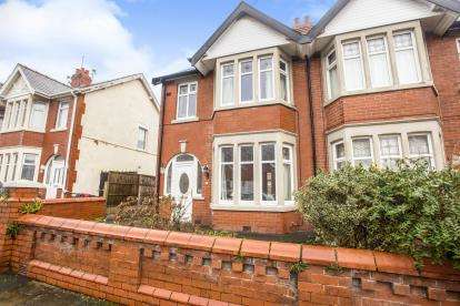3 Bedrooms Semi Detached House for sale in Mayfair Road, Blackpool, Lancashire, FY1