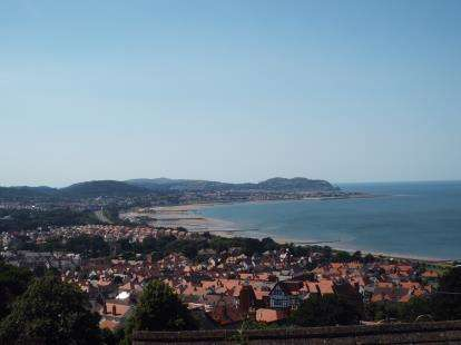 4 Bedrooms Detached House for sale in Plas Gwilym, Old Colwyn, Colwyn Bay, Conwy, LL29