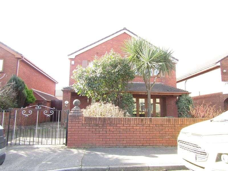 5 Bedrooms Detached House for sale in Sitwell Way, Little Warren, Port Talbot, Neath Port Talbot. SA12 6BH