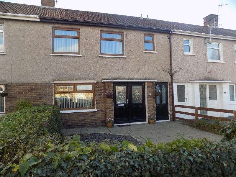 3 Bedrooms Terraced House for sale in St. Kitts Place, Sandfields Estate, Port Talbot, Neath Port Talbot. SA12 7EL